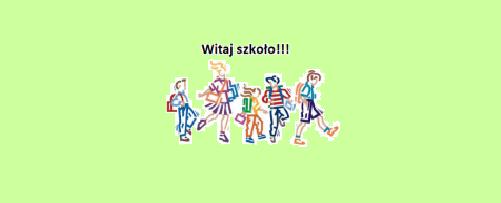 Rozpoczecie roku szkolnego 2019/2010